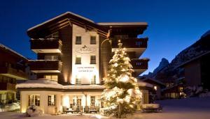 Hotel Mirabeau, Hotely  Zermatt - big - 1