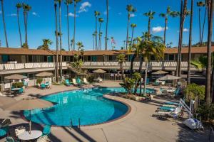 Habitación Doble con vistas a la piscina - 2 camas grandes