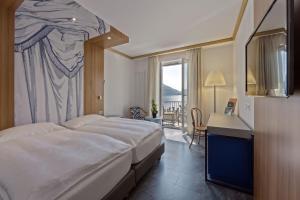 Albergo Carcani, Hotely  Ascona - big - 7