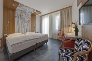 Albergo Carcani, Hotely  Ascona - big - 8