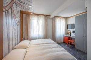 Albergo Carcani, Hotely  Ascona - big - 9