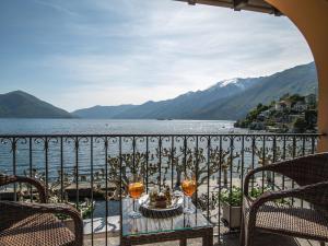 Albergo Carcani, Hotely  Ascona - big - 10