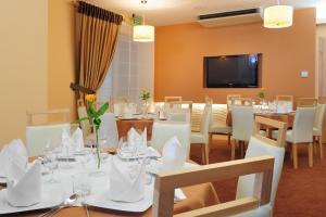Hotel Bukowy Dworek Geovita, Hotels  Lagow - big - 28