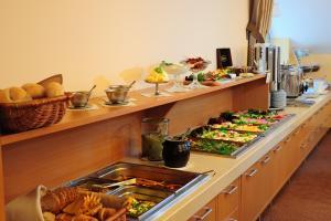 Hotel Bukowy Dworek Geovita, Hotels  Lagow - big - 26