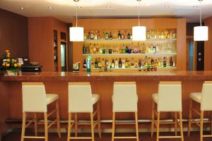 Hotel Bukowy Dworek Geovita, Hotels  Lagow - big - 30