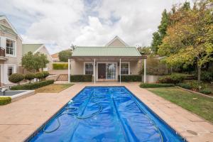 Villa med eget basseng