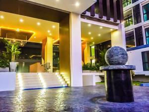 Siam Oriental Tropical Garden Apartments, Apartmány  Pattaya South - big - 29