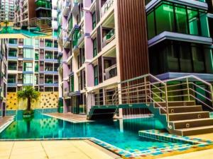 Siam Oriental Tropical Garden Apartments, Apartmány  Pattaya South - big - 27