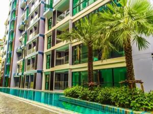 Siam Oriental Tropical Garden Apartments, Apartmány  Pattaya South - big - 26