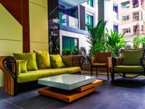 Siam Oriental Tropical Garden Apartments, Apartmány  Pattaya South - big - 30