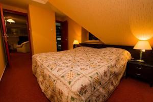 Hotel Bukowy Dworek Geovita, Отели  Лагув - big - 7