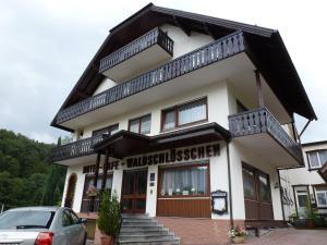 Waldschlösschen, Hotely  Bad Herrenalb - big - 39