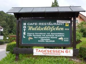 Waldschlösschen, Hotely  Bad Herrenalb - big - 48