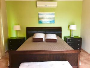 Grand Palm Villa, Villen  Brenas - big - 8