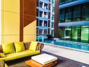 Siam Oriental Tropical Garden Apartments, Apartmány  Pattaya South - big - 28