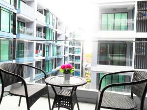 Siam Oriental Tropical Garden Apartments, Apartmány  Pattaya South - big - 7