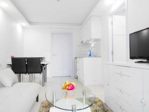 Siam Oriental Tropical Garden Apartments, Apartmány  Pattaya South - big - 11