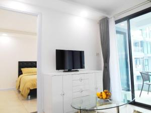 Siam Oriental Tropical Garden Apartments, Apartmány  Pattaya South - big - 12