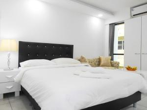 Siam Oriental Tropical Garden Apartments, Apartmány  Pattaya South - big - 15