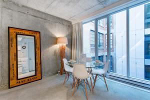 Loft4u Apartments by CorporateStays, Ferienwohnungen  Montréal - big - 100