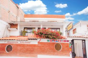 Alojamiento Soledad, Bed & Breakfast  Huaraz - big - 51