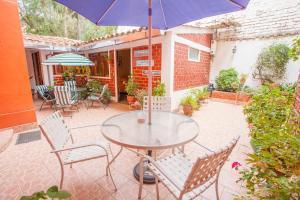 Alojamiento Soledad, Bed and Breakfasts  Huaraz - big - 39