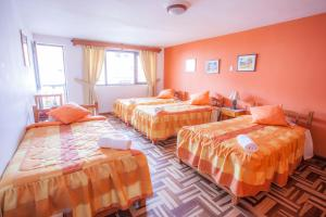Alojamiento Soledad, Bed and breakfasts  Huaraz - big - 30