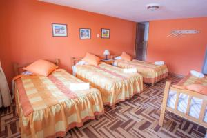 Alojamiento Soledad, Bed and breakfasts  Huaraz - big - 31