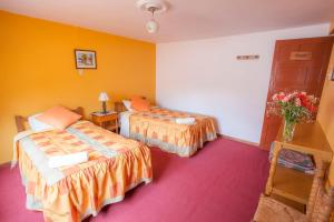 Alojamiento Soledad, Bed and breakfasts  Huaraz - big - 34