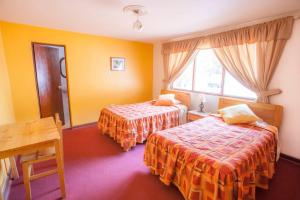 Alojamiento Soledad, Bed and breakfasts  Huaraz - big - 37