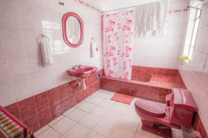 Alojamiento Soledad, Bed & Breakfast  Huaraz - big - 53