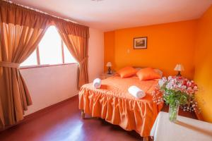 Alojamiento Soledad, Bed and breakfasts  Huaraz - big - 24
