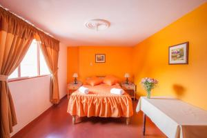 Alojamiento Soledad, Bed and breakfasts  Huaraz - big - 36