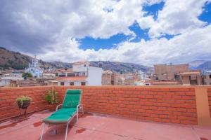 Alojamiento Soledad, Bed and breakfasts  Huaraz - big - 57