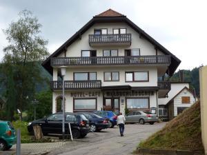 Waldschlösschen, Hotely  Bad Herrenalb - big - 40
