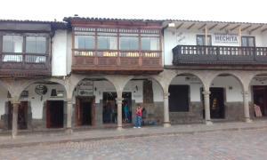 Pirwa Posada del Corregidor, Guest houses  Cusco - big - 34