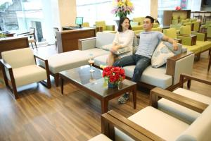 Grand Sea Hotel, Hotely  Da Nang - big - 42