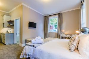 Bonne Esperance Studio Apartments, Apartmány  Stellenbosch - big - 31