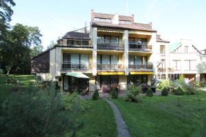 Pušynas Apartments, Апарт-отели  Юодкранте - big - 11