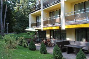 Pušynas Apartments, Апарт-отели  Юодкранте - big - 43