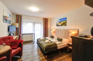 Hotel Sonneninsel Fehmarn, Отели  Fehmarn - big - 17