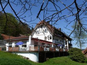 Waldschlösschen, Hotely  Bad Herrenalb - big - 54