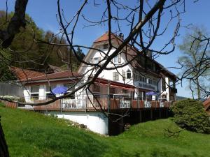 Waldschlösschen, Hotely  Bad Herrenalb - big - 23