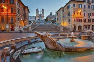 Buongiorno Colosseo, Apartmány  Rím - big - 8