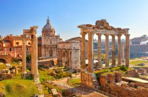 Buongiorno Colosseo, Apartmány  Rím - big - 7
