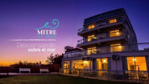 Mitre Al Mar, Apartmány  Ostende - big - 1