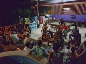 Slow Monkey Hostel, Гостевые дома  Santa Teresa Beach - big - 41