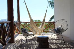 Tierra Mia Boutique Hotel, Hotely  Holbox Island - big - 21