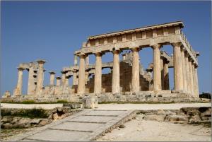 Philoxenia By Kyriakakou, Residence  Agia Marina Aegina - big - 20