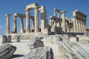 Philoxenia By Kyriakakou, Residence  Agia Marina Aegina - big - 19